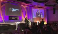 阿里在罗马获零售商奖 为中国企业第一例