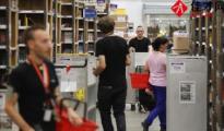 今年圣诞购物季亚马逊将雇10万临时工
