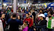 难民涌入,十月下旬发往英国包裹将延误!