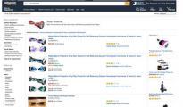 亚马逊停止销售悬浮滑板 美消安会认为不安全