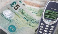 怀旧潮流兴起,老款手机在eBay拍卖价达1000英镑