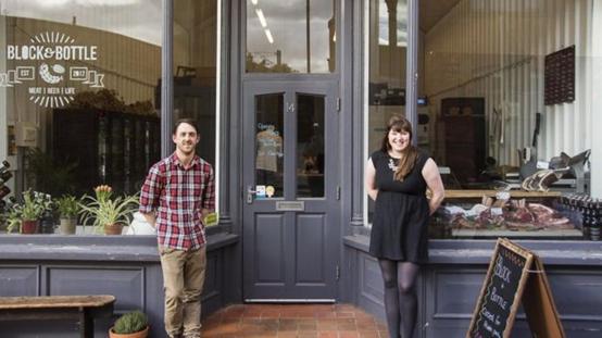 面对电商巨头,英国小企业要如何存活?
