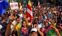 印度爆发大罢工,孟买城市秩序陷入瘫痪