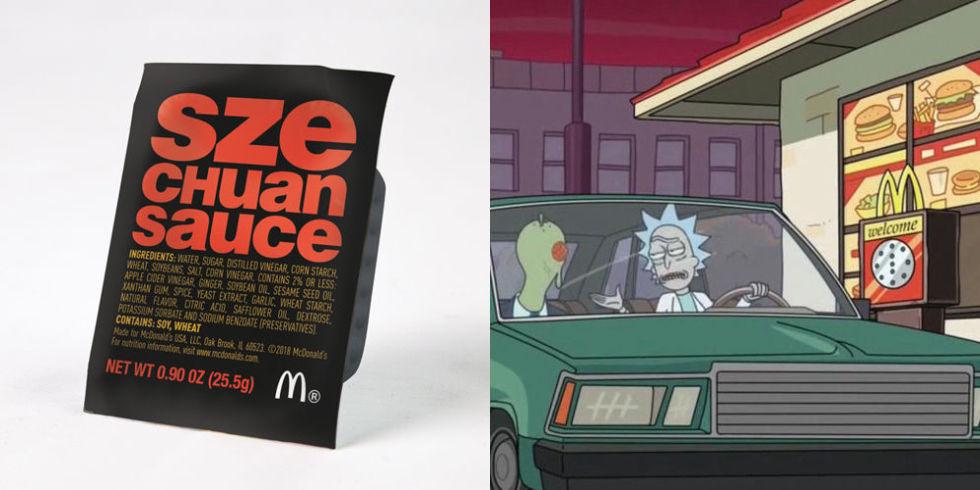 """曾引发骚乱的麦当劳四川辣酱再度""""复出"""",美国人又要开始疯抢了!"""