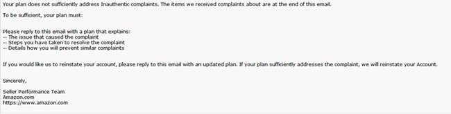 亚马逊卖家经验分享:如何撰写一封成功的申诉邮件?