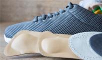 可有效矫正平底足,这款鞋垫带动欧美流行趋势