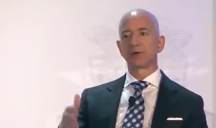 亚马逊创始人贝佐斯套现41亿美元 意欲何为?_跨境电商_电商报